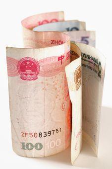 Free Chinese Money. Royalty Free Stock Image - 13767726