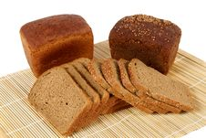 Free Rye Bread Royalty Free Stock Photography - 13767777