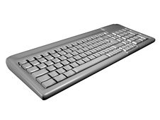 Free Computer Keyboard Stock Images - 13769754