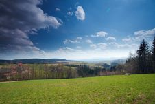 Free Polish Mountain In Spring Royalty Free Stock Photos - 13769848