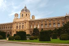 Free Natural History Museum, Vienna Royalty Free Stock Photos - 13769918