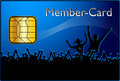 Free Member Card Royalty Free Stock Images - 13771199
