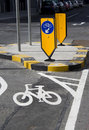 Free Bicycle Lane Royalty Free Stock Images - 13771229