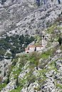 Free Church On The Walls Of The Old Town Kotor Royalty Free Stock Image - 13774516