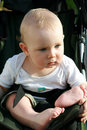 Free Baby In Stroller Stock Photo - 13775000