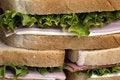 Free Club Sandwich Royalty Free Stock Photography - 13777397