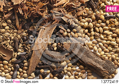 Free Spice Power Royalty Free Stock Images - 13772419