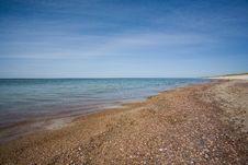Free Sea Coast Royalty Free Stock Photo - 13770125