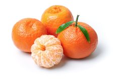 Free Tangerines Stock Photo - 13770390