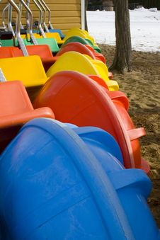 Free Beach Toys Stock Image - 13770531