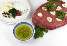 Free Beef Steak Stock Photo - 13772780