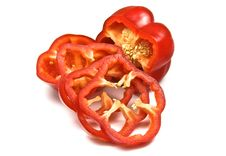Free Red Bell Pepper Royalty Free Stock Photo - 13772785