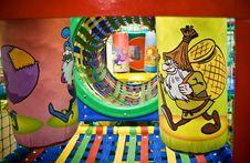 Free Children Room Royalty Free Stock Image - 13773476
