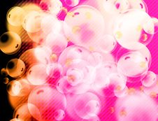 Free Abstract Colorful Light Background Royalty Free Stock Photos - 13773618