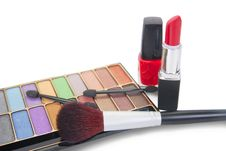 Free Set Of Cosmetics Stock Images - 13773794