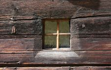 Free Old Window Royalty Free Stock Photography - 13774697