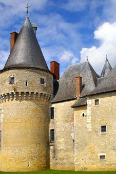 Free Castle, France Royalty Free Stock Photography - 13775307