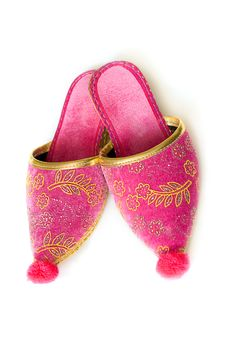 Free Turkish Slippers Royalty Free Stock Images - 13775509