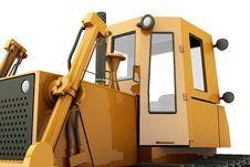 Free Bulldozer Stock Images - 13775784
