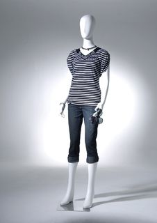 Free Mannequin Stock Photo - 13775890