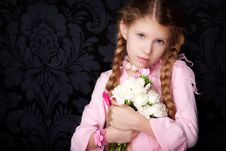 Free Beautiful Little Girl Stock Images - 13776084