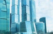 Free Modern Skyscrapers Stock Photo - 13776200