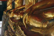 Free Hand Of Buddha Stock Images - 13776504