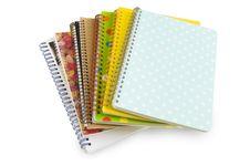 Free Notebooks Royalty Free Stock Photo - 13776575
