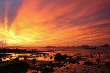Free Sunset Stock Image - 13776621