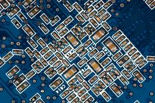 Free Motherboard Stock Photography - 13776952