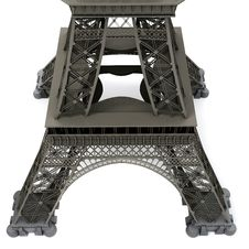 Free Eiffel Tower Royalty Free Stock Photography - 13777247