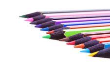 Free Color Pencils Stock Photo - 13777330
