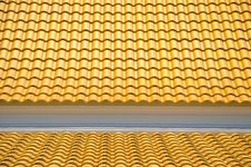 Free Golden Roof Of Temple Thailand Stock Photography - 13777572