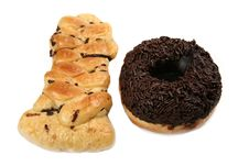 Free Donut Bread Royalty Free Stock Images - 13778839