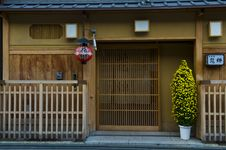 Free House In Gion Royalty Free Stock Image - 13779956