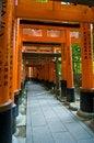 Free Fushimi Inari-taisha Shrine Royalty Free Stock Photo - 13780555