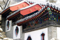 Free The Rhythm Of Chinese Ancient Architecture Stock Photography - 13789612