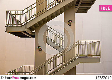 Image gallery exterior staircase for Exterior entry stairs design