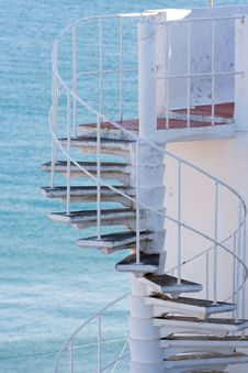 Free Spiral Staircase Stock Photography - 13781622