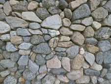 Free Old Vintage Stone Wall Royalty Free Stock Photos - 13781938