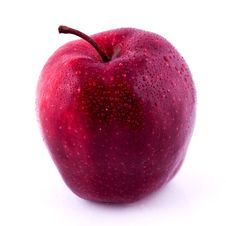 Free Red Apple Royalty Free Stock Photo - 13782025