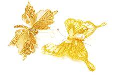 Free Decorative Butterflies Stock Photos - 13783423