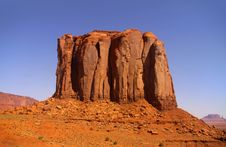 Free Monument Valley Stock Photography - 13783592