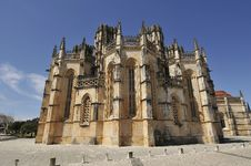 Free Monastery Batalha Royalty Free Stock Photos - 13784318