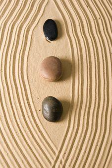 Free Stones Royalty Free Stock Image - 13785546