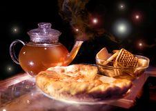 Free Hot Tea Stock Photography - 13785972