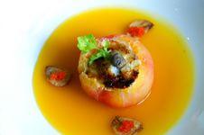 Free Pumpkin Seeds Cusine Stock Photos - 13786433