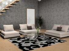 Free Living Room Stock Photos - 13786513