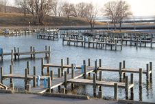Free Lots Of Docks And Piers Royalty Free Stock Photos - 13786648