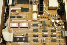 Free Circuit. Royalty Free Stock Photo - 13787005